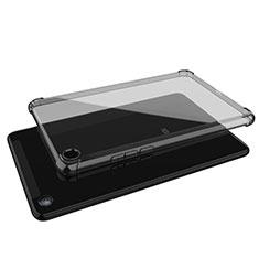 Coque Ultra Fine TPU Souple Housse Etui Transparente H01 pour Xiaomi Mi Pad 4 Plus 10.1 Gris