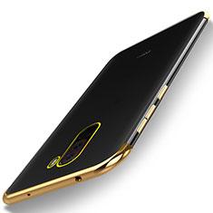Coque Ultra Fine TPU Souple Housse Etui Transparente H01 pour Xiaomi Pocophone F1 Or
