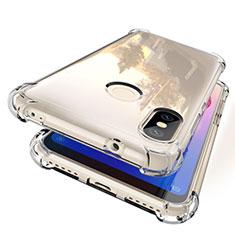Coque Ultra Fine TPU Souple Housse Etui Transparente H01 pour Xiaomi Redmi 6 Pro Clair