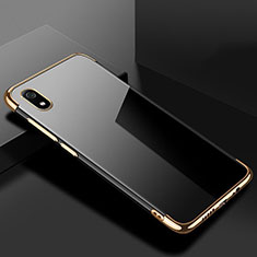 Coque Ultra Fine TPU Souple Housse Etui Transparente H01 pour Xiaomi Redmi 7A Or