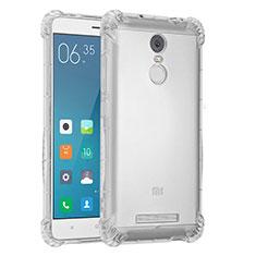 Coque Ultra Fine TPU Souple Housse Etui Transparente H01 pour Xiaomi Redmi Note 3 MediaTek Clair