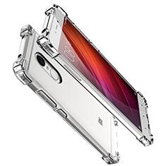 Coque Ultra Fine TPU Souple Housse Etui Transparente H01 pour Xiaomi Redmi Note 4 Standard Edition Clair