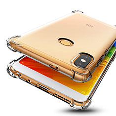 Coque Ultra Fine TPU Souple Housse Etui Transparente H01 pour Xiaomi Redmi Note 5 AI Dual Camera Clair