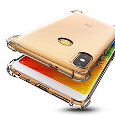 Coque Ultra Fine TPU Souple Housse Etui Transparente H01 pour Xiaomi Redmi Note 5 Pro Clair