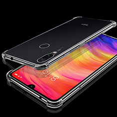 Coque Ultra Fine TPU Souple Housse Etui Transparente H01 pour Xiaomi Redmi Note 7 Pro Clair