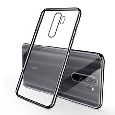Coque Ultra Fine TPU Souple Housse Etui Transparente H01 pour Xiaomi Redmi Note 8 Pro Noir