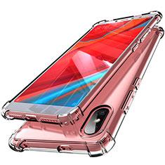 Coque Ultra Fine TPU Souple Housse Etui Transparente H01 pour Xiaomi Redmi S2 Clair
