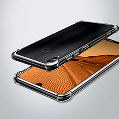 Coque Ultra Fine TPU Souple Housse Etui Transparente H02 pour Huawei Enjoy Max Clair