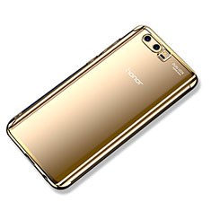 Coque Ultra Fine TPU Souple Housse Etui Transparente H02 pour Huawei Honor 9 Premium Or