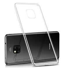 Coque Ultra Fine TPU Souple Housse Etui Transparente H02 pour Huawei Mate 20 Pro Clair