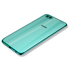 Coque Ultra Fine TPU Souple Housse Etui Transparente H02 pour Huawei Nova 2S Vert