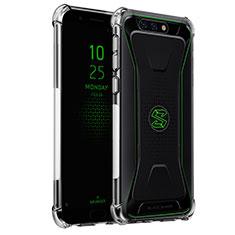 Coque Ultra Fine TPU Souple Housse Etui Transparente H02 pour Xiaomi Black Shark Clair