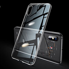 Coque Ultra Fine TPU Souple Housse Etui Transparente H02 pour Xiaomi Mi 8 Explorer Clair