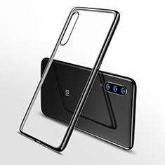 Coque Ultra Fine TPU Souple Housse Etui Transparente H02 pour Xiaomi Mi 9 Noir