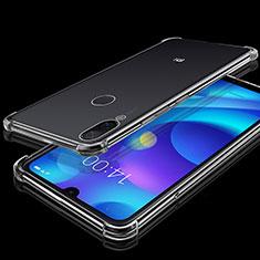 Coque Ultra Fine TPU Souple Housse Etui Transparente H02 pour Xiaomi Mi Play 4G Clair