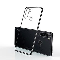 Coque Ultra Fine TPU Souple Housse Etui Transparente H02 pour Xiaomi Redmi Note 8 Noir