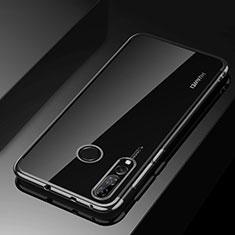 Coque Ultra Fine TPU Souple Housse Etui Transparente H03 pour Huawei Enjoy 9s Noir