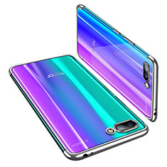 Coque Ultra Fine TPU Souple Housse Etui Transparente H03 pour Huawei Honor 10 Argent