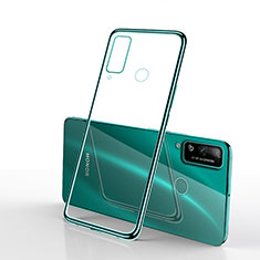 Coque Ultra Fine TPU Souple Housse Etui Transparente H03 pour Huawei Honor Play4T Vert