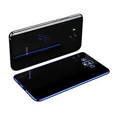 Coque Ultra Fine TPU Souple Housse Etui Transparente H03 pour Huawei Mate 10 Bleu
