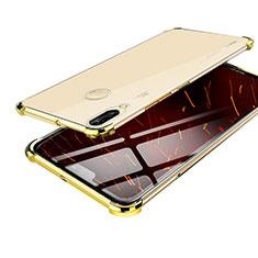 Coque Ultra Fine TPU Souple Housse Etui Transparente H03 pour Huawei Nova 3 Or