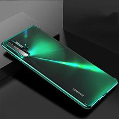 Coque Ultra Fine TPU Souple Housse Etui Transparente H03 pour Huawei Nova 5 Pro Vert