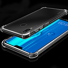 Coque Ultra Fine TPU Souple Housse Etui Transparente H03 pour Huawei Y9 (2019) Clair