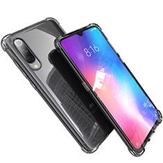 Coque Ultra Fine TPU Souple Housse Etui Transparente H03 pour Xiaomi Mi 9 Pro 5G Gris