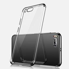 Coque Ultra Fine TPU Souple Housse Etui Transparente H03 pour Xiaomi Mi Note 3 Noir