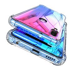 Coque Ultra Fine TPU Souple Housse Etui Transparente H04 pour Huawei Enjoy 9 Plus Clair