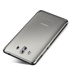 Coque Ultra Fine TPU Souple Housse Etui Transparente H04 pour Huawei Mate 10 Argent