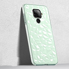 Coque Ultra Fine TPU Souple Housse Etui Transparente H04 pour Huawei Mate 30 Lite Vert