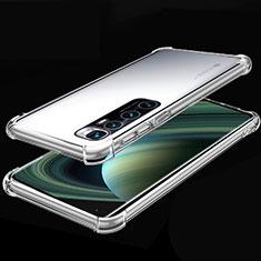 Coque Ultra Fine TPU Souple Housse Etui Transparente H04 pour Xiaomi Mi 10 Ultra Clair