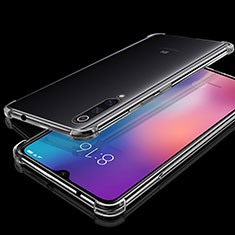 Coque Ultra Fine TPU Souple Housse Etui Transparente H04 pour Xiaomi Mi 9 SE Clair