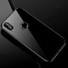 Coque Ultra Fine TPU Souple Housse Etui Transparente H04 pour Xiaomi Redmi Note 7 Noir