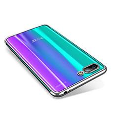 Coque Ultra Fine TPU Souple Housse Etui Transparente H05 pour Huawei Honor 10 Argent