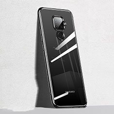 Coque Ultra Fine TPU Souple Housse Etui Transparente H05 pour Huawei Mate 30 Lite Noir