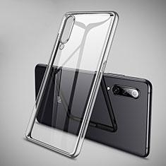 Coque Ultra Fine TPU Souple Housse Etui Transparente H05 pour Xiaomi Mi 9 SE Argent