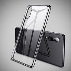 Coque Ultra Fine TPU Souple Housse Etui Transparente H05 pour Xiaomi Mi A3 Lite Noir