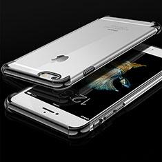 Coque Ultra Fine TPU Souple Housse Etui Transparente HC01 pour Apple iPhone 6 Noir