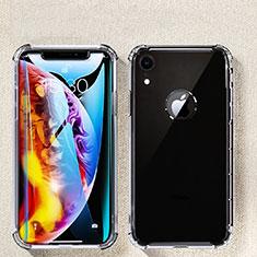 Coque Ultra Fine TPU Souple Housse Etui Transparente HC08 pour Apple iPhone XR Clair