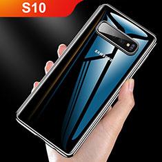 Coque Ultra Fine TPU Souple Housse Etui Transparente S02 pour Samsung Galaxy S10 Clair