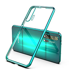 Coque Ultra Fine TPU Souple Housse Etui Transparente S03 pour Huawei Honor 20 Pro Vert
