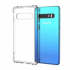 Coque Ultra Fine TPU Souple Housse Etui Transparente S03 pour Samsung Galaxy S10 5G Clair