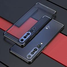 Coque Ultra Fine TPU Souple Housse Etui Transparente S03 pour Xiaomi Mi 10 Pro Noir