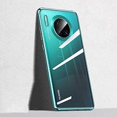 Coque Ultra Fine TPU Souple Housse Etui Transparente S04 pour Huawei Mate 30 5G Vert