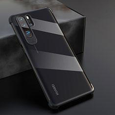 Coque Ultra Fine TPU Souple Housse Etui Transparente S04 pour Huawei P30 Pro Noir