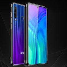 Coque Ultra Fine TPU Souple Housse Etui Transparente S05 pour Huawei Honor 20E Noir