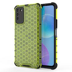 Coque Ultra Fine TPU Souple Housse Etui Transparente U01 pour Huawei Honor 30 Lite 5G Vert