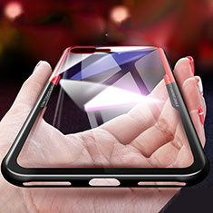 Coque Ultra Fine TPU Souple Transparente A05 pour Apple iPhone 7 Plus Noir